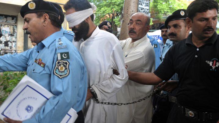 Blasphemievorwurf in Pakistan: Polizei nimmt Mullah fest
