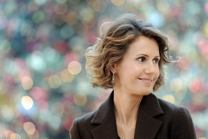 Asma al-Assad: Luxusweibchen oder reformorientierte First Lady?