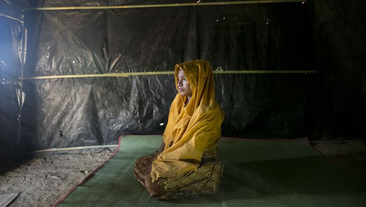 Rohingya: Burmas missbrauchte Frauen
