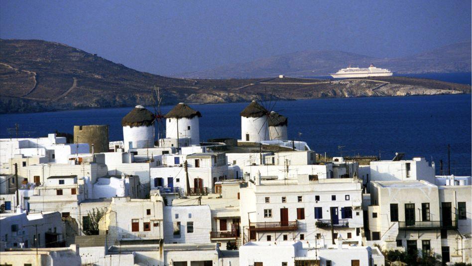 Urlaubsinsel Mykonos
