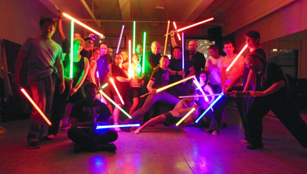 "New York Jedi: ""Star Wars"" in Manhattan"