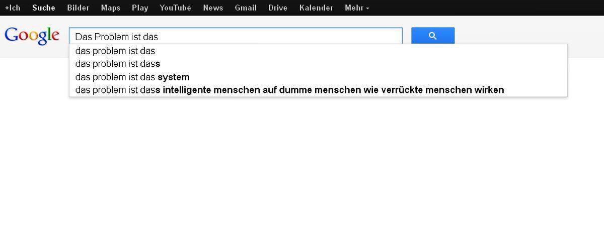 EINMALIGE VERWENDUNG NUR ALS ZITAT Screenshot/ Google Poesie