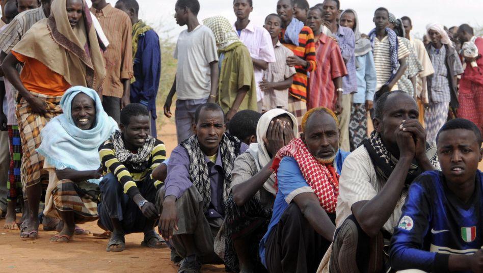 Flüchtlingslager Dadaab: In welcher Form die humanitäre Hilfe fortgesetzt wird, ist offen