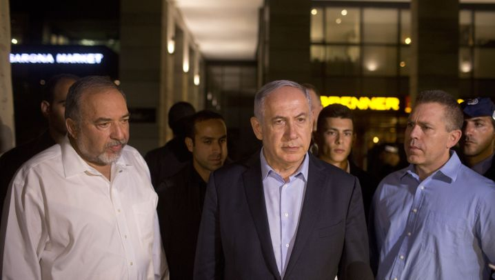 Israel: Attentat im Herzen von Tel Aviv