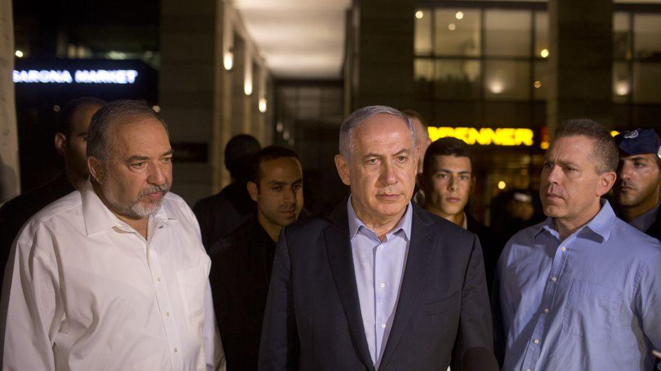 Anschlag im Zentrum Tel Avivs: Israel willhärtergegenTerroristen vorgehen