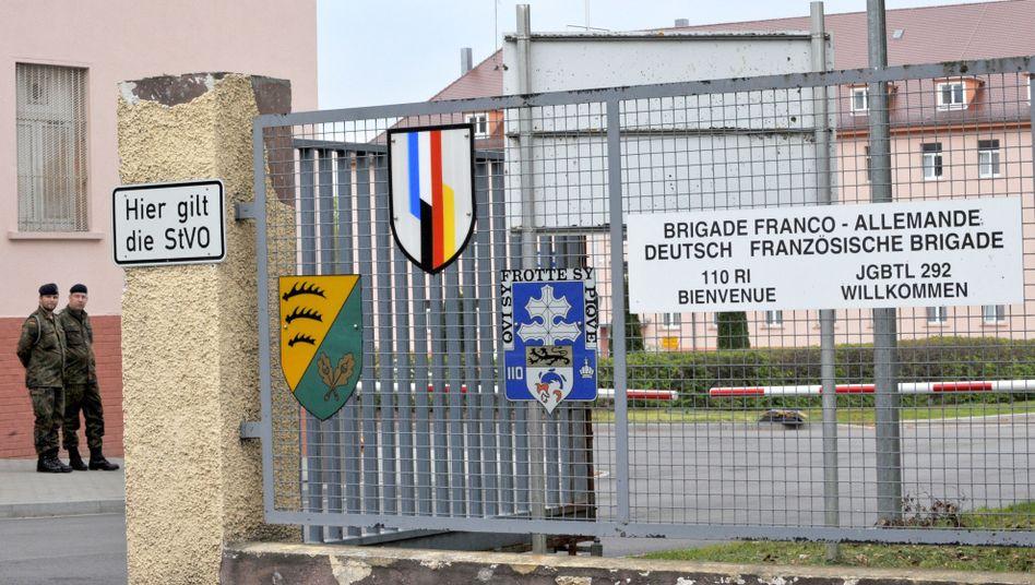 Kaserne des Jägerbataillons 292 in Donaueschingen