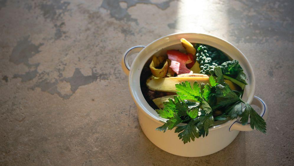Küchenabfälle oder Grundzutaten? Alles eine Frage der Kochkunst