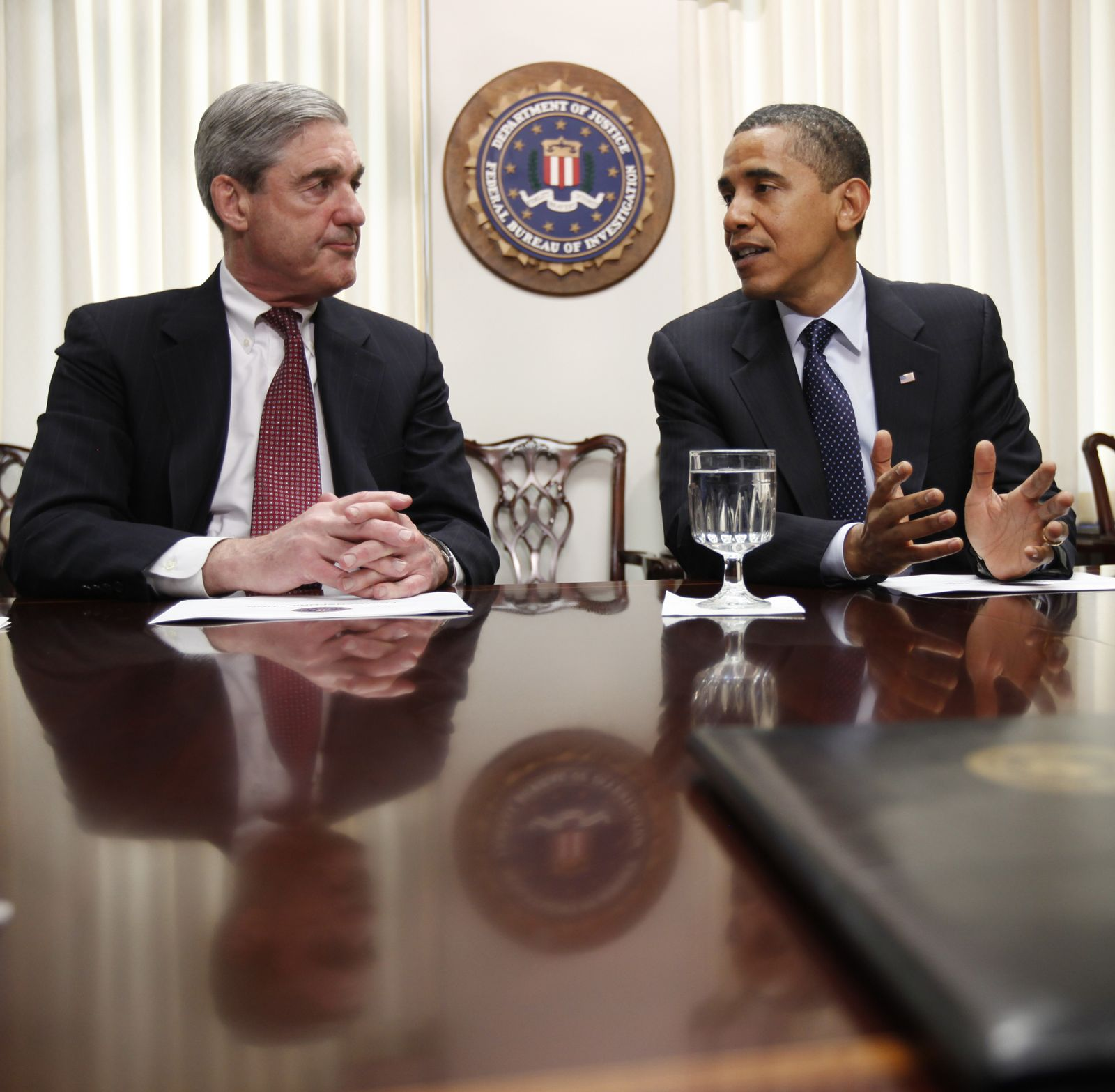 Obama FBI / Mueller