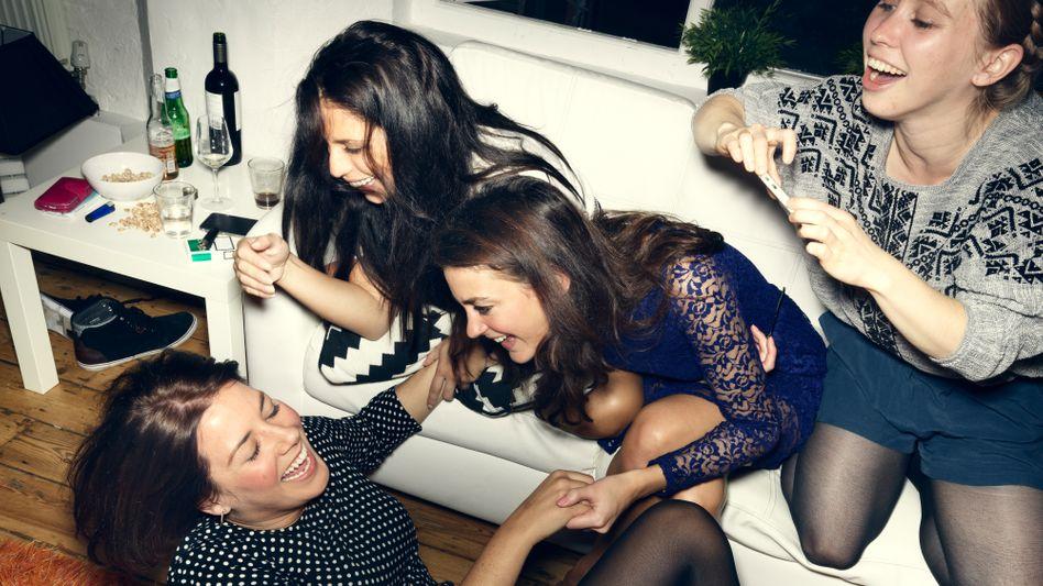 Nach der Sperrstunde könnten sich Feiern ins Private verlegen
