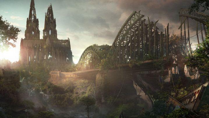 Postapokalypse-Artworks von Crytek: Deutschland mal anders