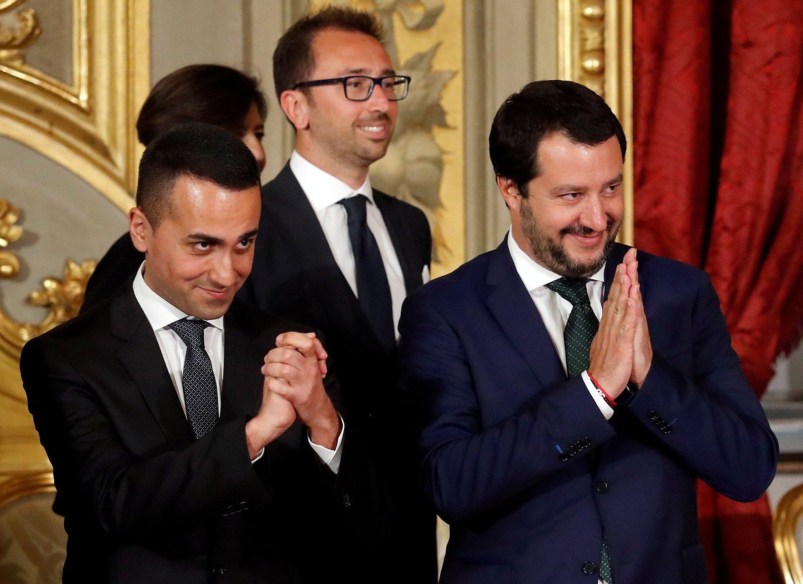 ITALY-POLITICS/GOVERNMENT