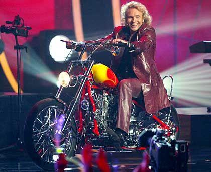 Rock-Experte Gottschalk: Wer einen braunroten Lederanzug besitzt, sollte doch wohl mitreden können