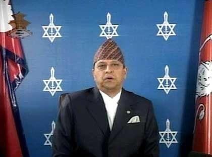 Nepals König Gyanendra: Zugeständnisse ans Volk