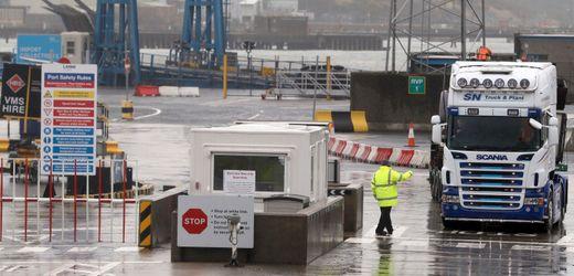 Brexit-Streit: Großbritannien verlängert einseitig Übergangsphase für Nordirland