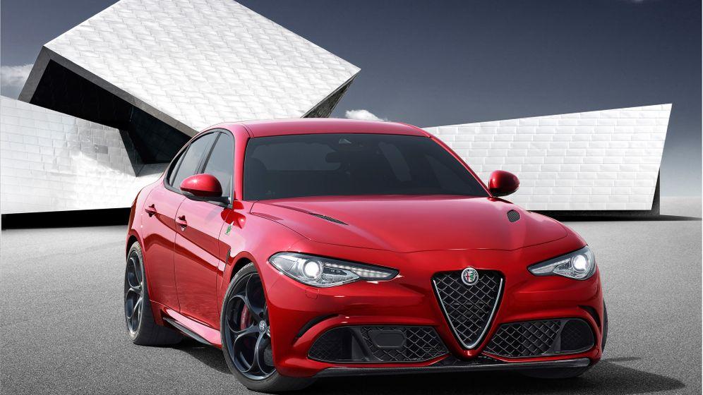 Weltpremiere Alfa Romeo Giulia: Die Wiedergeburt