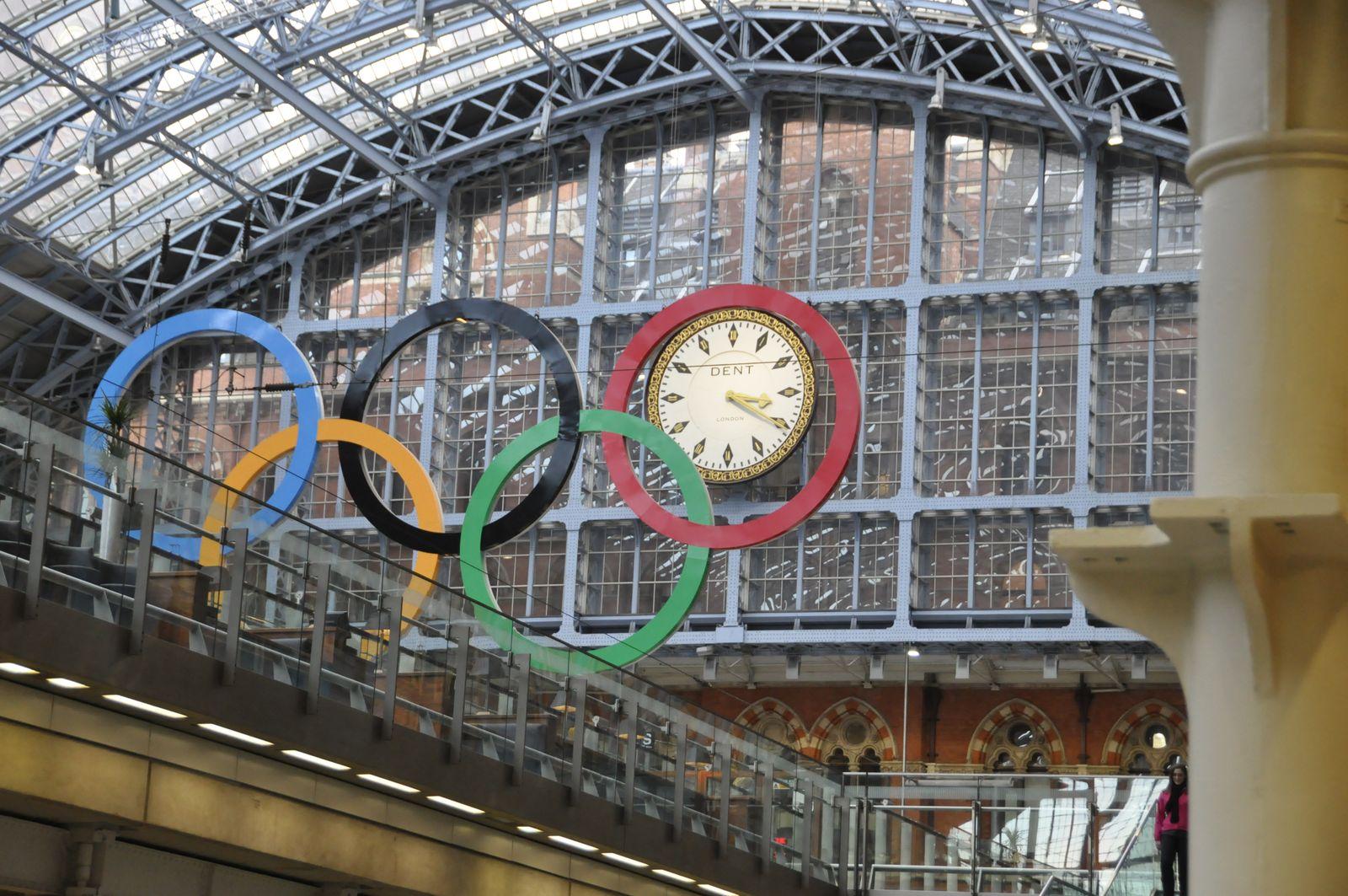 Vorbereitungen Olympische Spiele London 2012