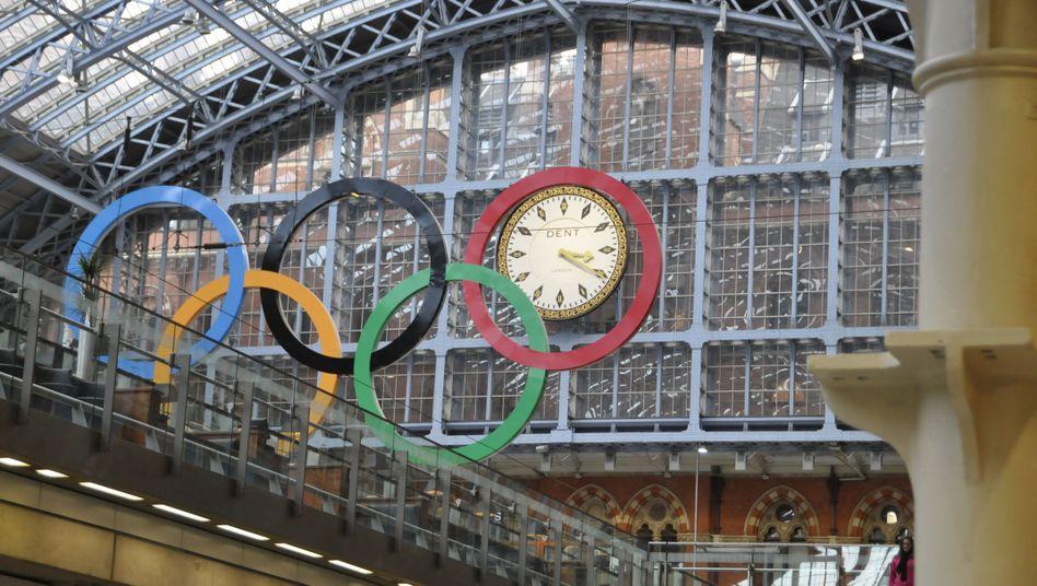 Olympische Sommerspiele: Sportler dürfen Anabolika mit nach London bringen