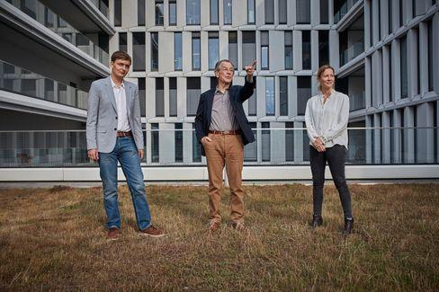 SPD-Politiker Müntefering, SPIEGEL-Redakteure Timo Lehmann, Lydia Rosenfelder