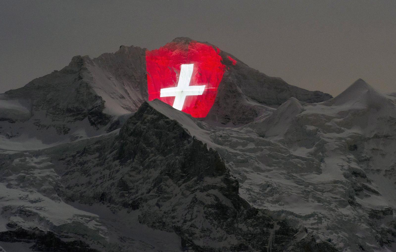 Schweiz / Jungfrau-Bahn / Hofstetter