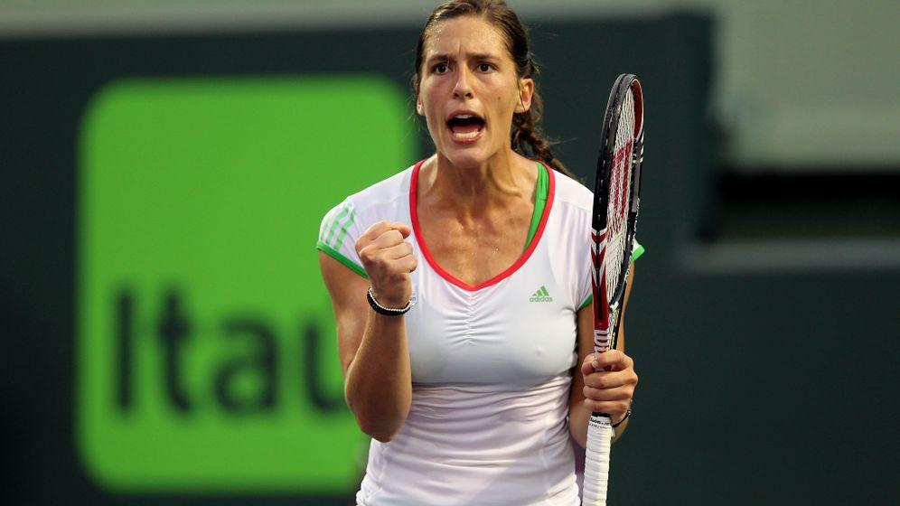 Tennisspielerin Petkovic: Frau im Aufwärtstrend