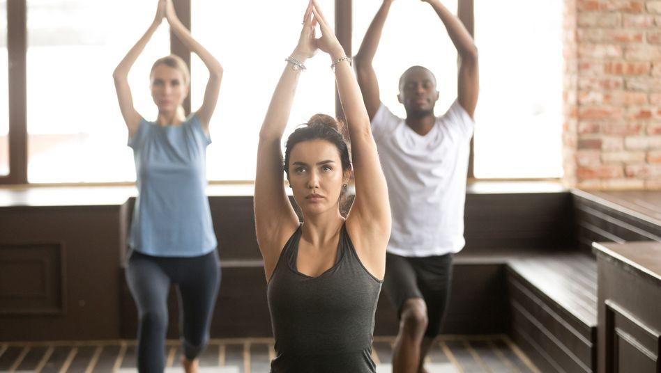 Achtsamkeit, positives Denken und Yoga sind keine Esoterik.