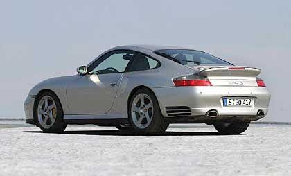 Porsche 911 Turbo S: Mehr Leistung, mehr Beschleunigung, mehr Drehmoment