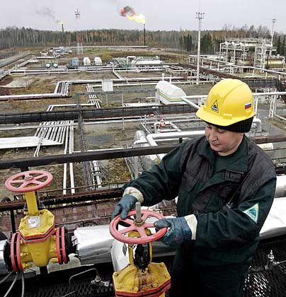 Ölförderung in Russland: Rekordpreis noch zu niedrig