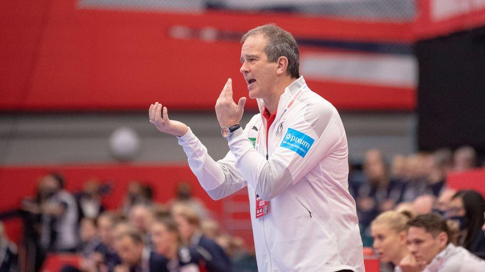 Bundestrainer Henk Groener: »Kein Fair Play«