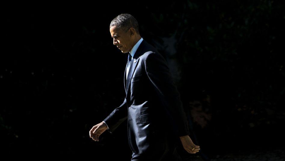 US-Präsident Obama: Die Enttäuschung ist riesig