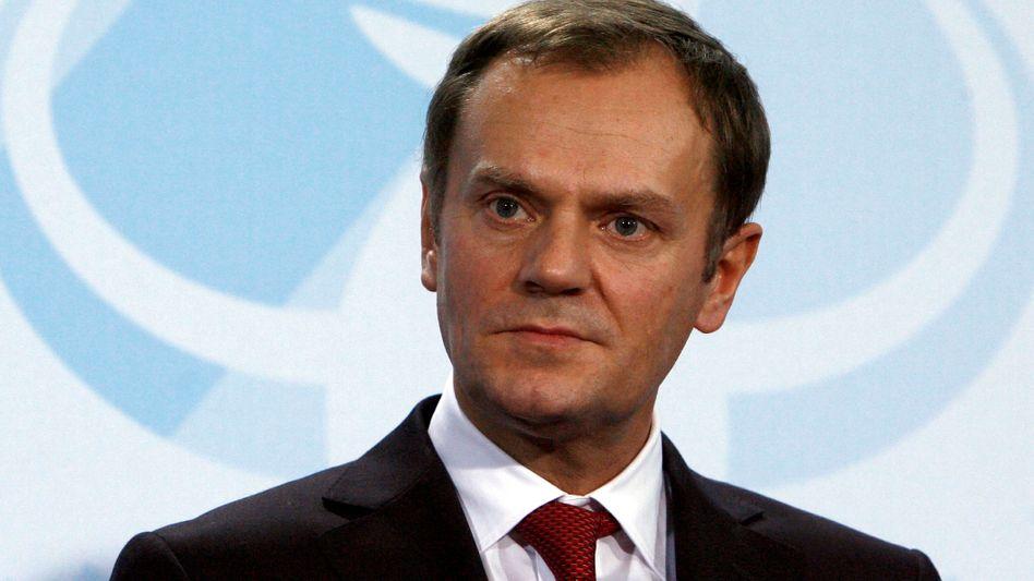 """Ministerpräsident Tusk: """"Polnischer Patriot und großer Europäer"""""""