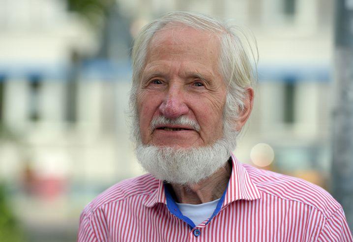 Rupert Neudeck, Gründer der Hilfsorganisationen Cap Anamur