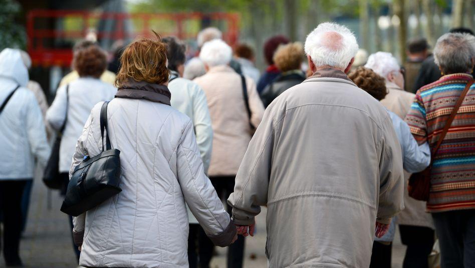 Senioren in Mainz
