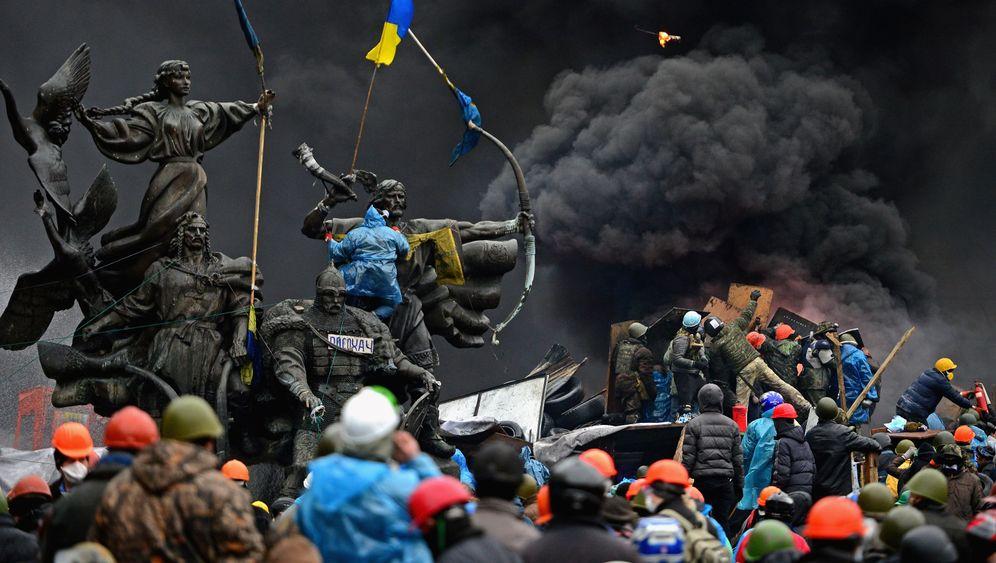 Wladimir Lukin: Putins Mann in Kiew