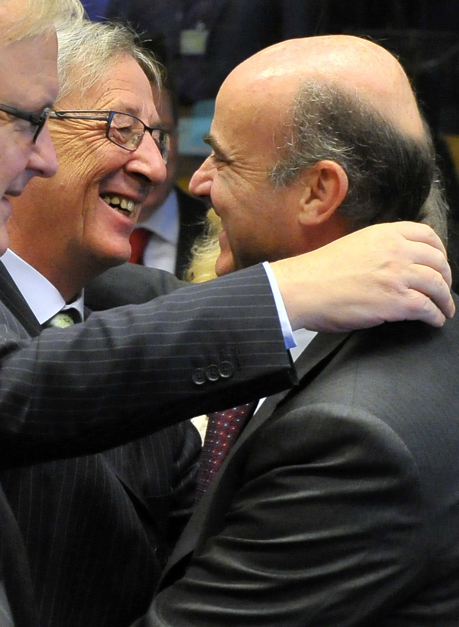 Euro-Finanzminister in Luxembourg