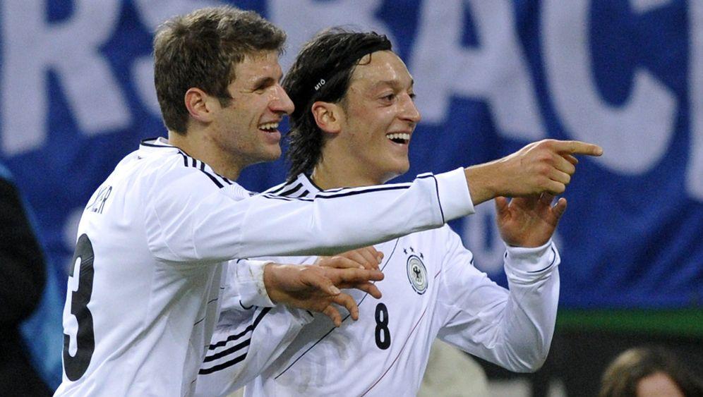 DFB-Bilanz 2011: Ein Jahr voller Siege