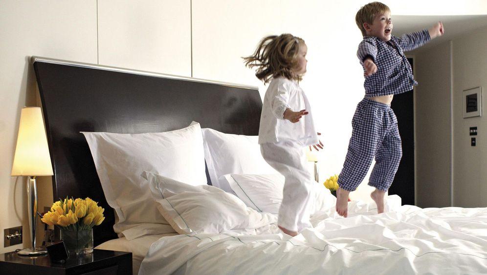 Familienurlaub in London: Ob das mal gut geht?