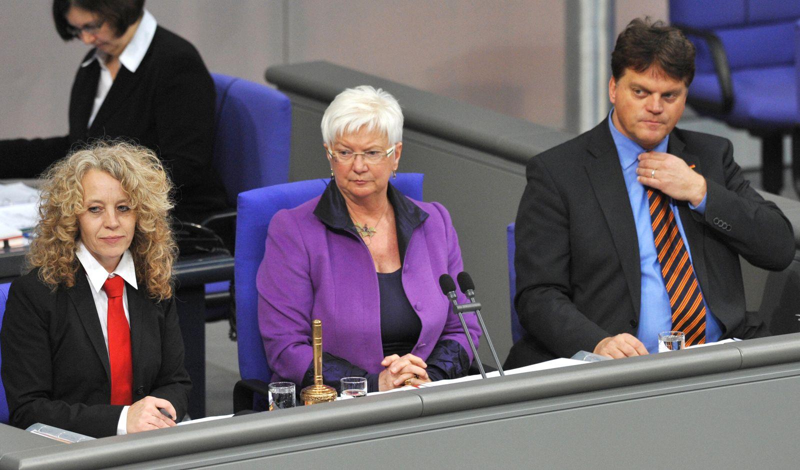 Bundestag Krawattenzwang