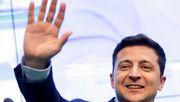 Biden lädt ukrainischen Präsidenten ins Weiße Haus ein