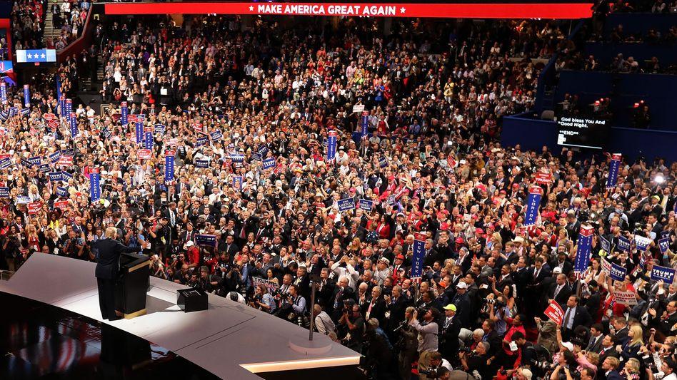 Republikaner-Parteitag 2016