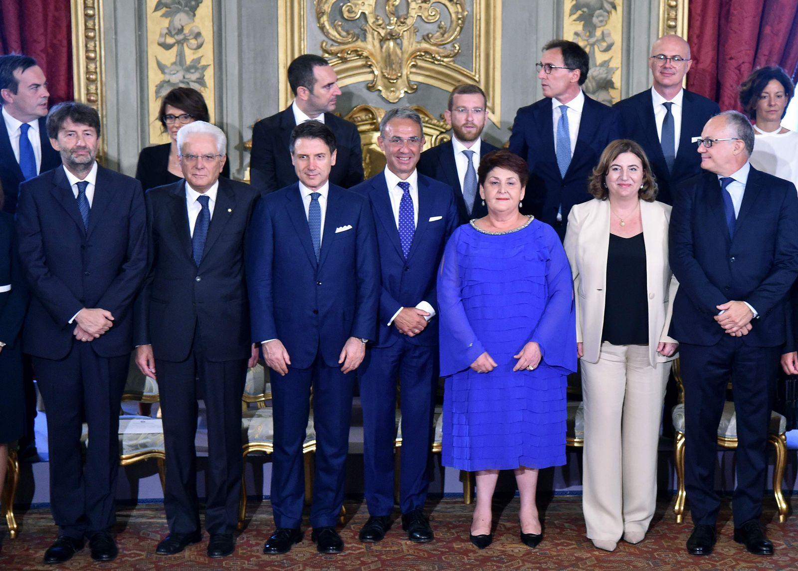Italienische Regierung