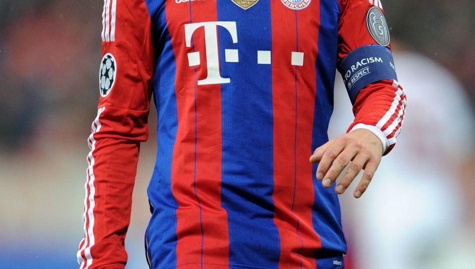 Bayern-Kapitän Lahm: Drei Monate Pause nach OP