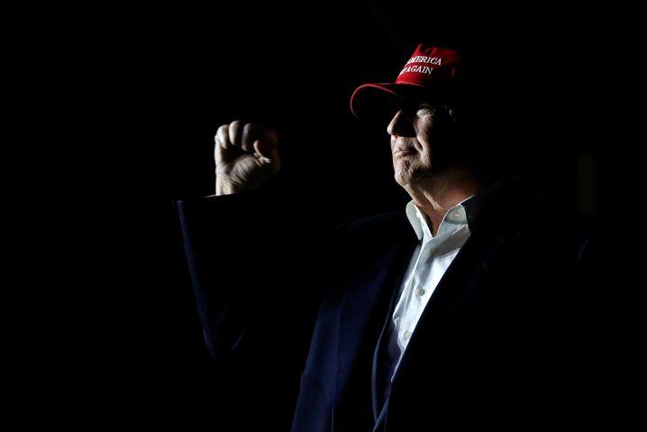 """Künftiger US-Präsident Trump """"Das Problem hat einen Namen: Realität"""""""