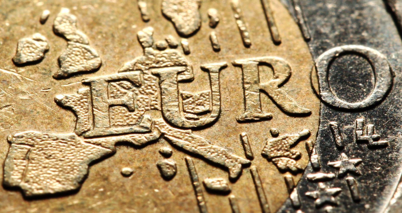 Euro springt auf höchsten Stand seit fast 9 Monaten
