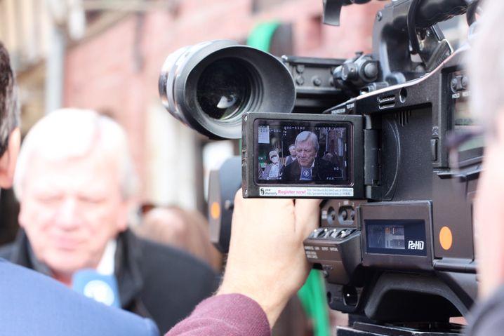 Volker Bouffier auf Wahlkampftour