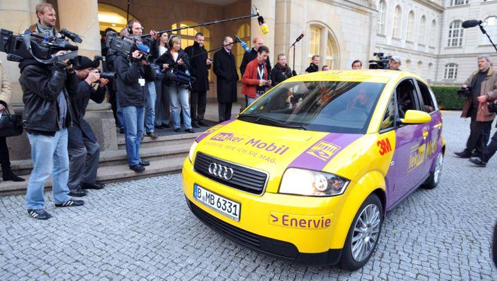 """Elektroauto """"Lekker Mobil"""": Rekorddistanz mit einer Akkuladung"""