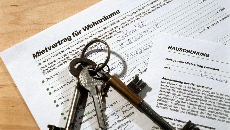 Mietvertrag: Gerüchte und Halbwahrheiten
