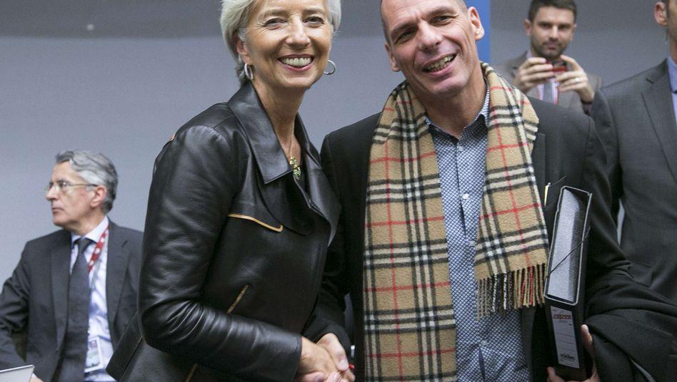 Schuldenkrise in Griechenland: Varoufakis verspricht Rückzahlung des IWF-Kredits
