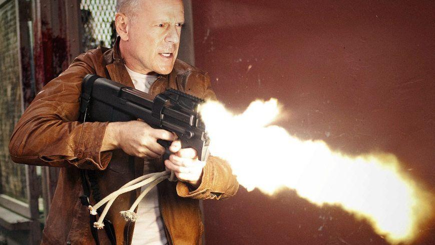 Actionstar Bruce Willis
