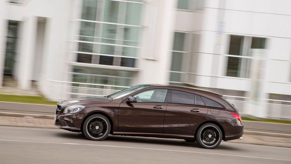 Mercedes CLA 220 CDI Shooting Brake: Der Möchtegern-Schönlader