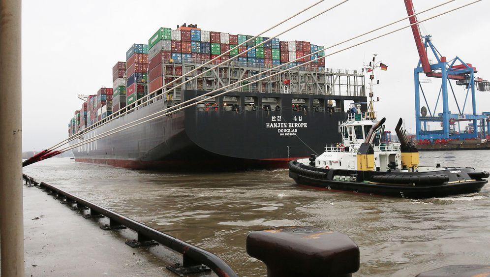 Hanjin-Pleite: Paradebeispiel für die Branchenkrise